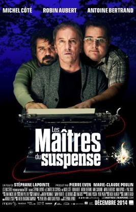 MAITRE DE SUSPENSE